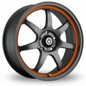 Konig Forward Grey Alloy Wheels