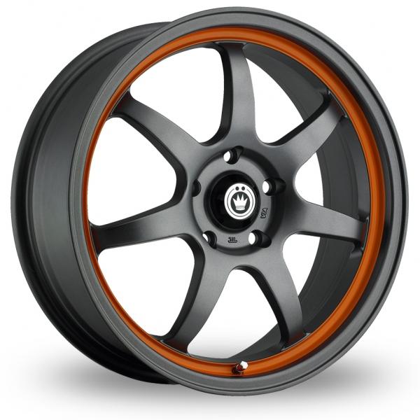 "Picture of 17"" Konig Forward Grey/Orange"