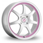 Konig Forward Pink Stripe Alloy Wheels
