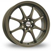 Konig Helium Bronze Alloy Wheels