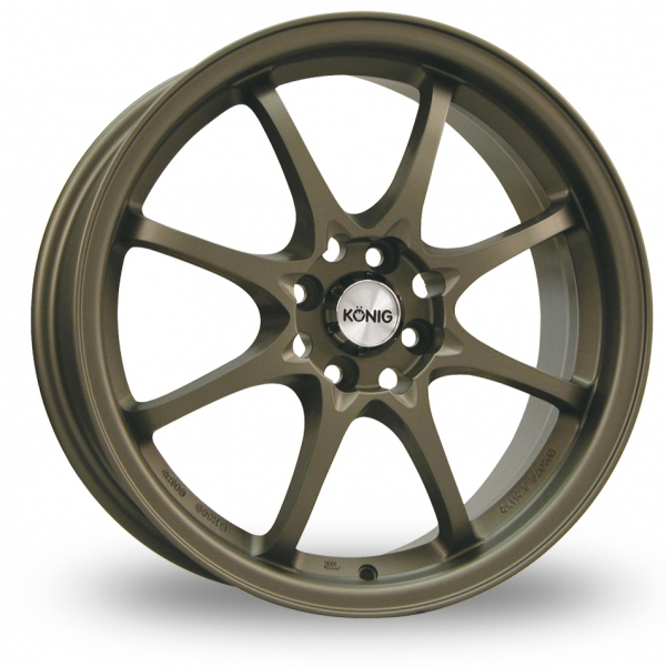 "Picture of 15"" Konig Helium Bronze"