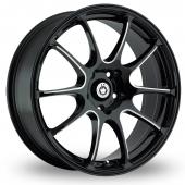 Konig Illusion Black Polished Alloy Wheels