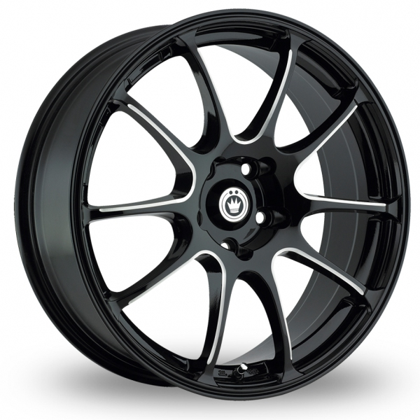 "Picture of 15"" Konig Illusion Black/Polish"
