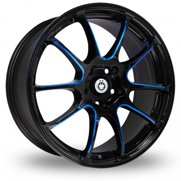 Konig Illusion Black Blue