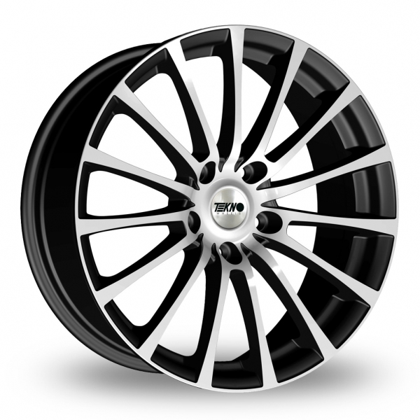 "Picture of 17"" Tekno RX11 Matt Black"