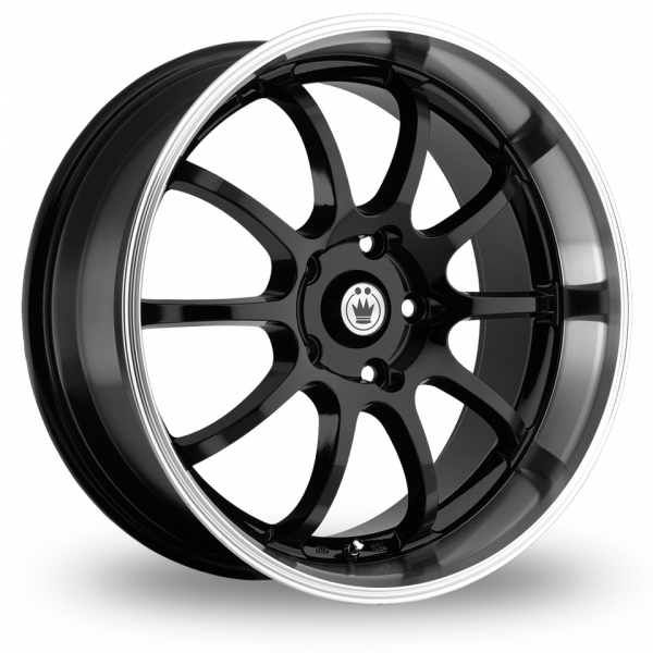 "Picture of 15"" Konig Lightning Black"