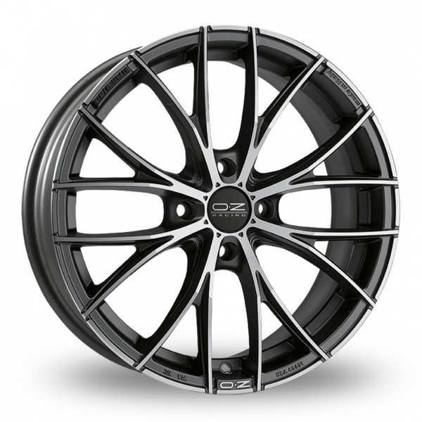 "Picture of 17"" OZ Racing Italia 150 (4) Graphite"