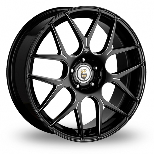 "Picture of 19"" Cades Bern Accent Black"