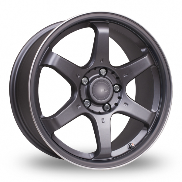 """Picture of 17"""" Fox MS006 Carbon Grey"""