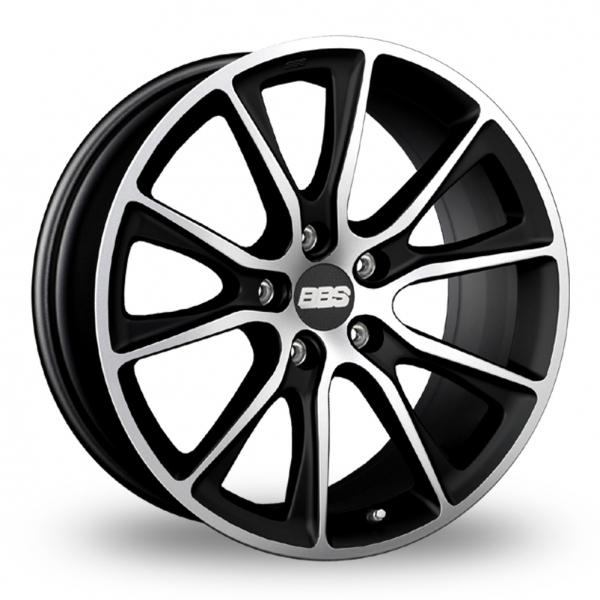 BBS SV Black Polished