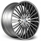 COR Wheels Valhalla Signature Series Black Polished Alloy Wheels