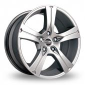 GMP Italia Buran Silver Alloy Wheels