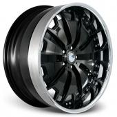 COR Wheels Aristo Signature Series Black Alloy Wheels
