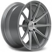 COR Wheels F1 Circuit Competiton Series Gun Metal Polished Alloy Wheels