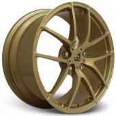 COR Wheels F1 Encor Competiton Series Gold Alloy Wheels