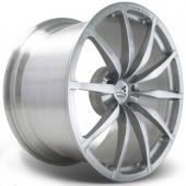 COR Wheels F1 Forma Competiton Series Silver Alloy Wheels