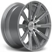 COR Wheels F1 Phaeton Competiton Series Gun Metal Polished Alloy Wheels