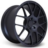 COR Wheels F1 Precise Competiton Series Black Alloy Wheels