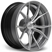 COR Wheels Venom Duobloc II Concave Series Gun Metal Polished Alloy Wheels