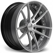 COR Wheels Victory Duobloc II Concave Series Gun Metal Polished Alloy Wheels