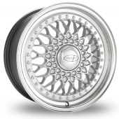 Privat Remember Silver Alloy Wheels