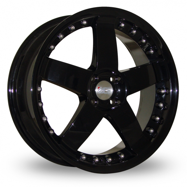 "Picture of 17"" Ace 184 Black"
