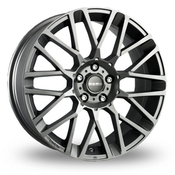 "Picture of 20"" MOMO Revenge Anthracite"
