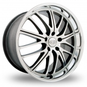Privat Motiv Graphite Polished Alloy Wheels