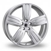 Hawke Aria High Gloss Alloy Wheels