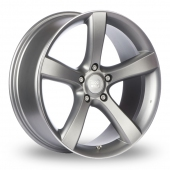 Mille Miglia MM1001 Anthracite Alloy Wheels