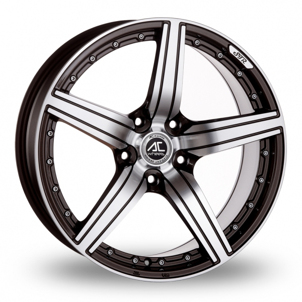 """Picture of 18"""" AC Wheels Ultima Wider Rear"""