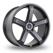 SLCC SLCC 2 Gun Metal Alloy Wheels