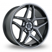 SLCC SLCC 3 Gun Metal Alloy Wheels