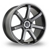 SLCC SLCC 4 Gun Metal Alloy Wheels