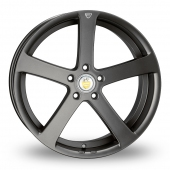 Cades Apollo Gun Metal Alloy Wheels