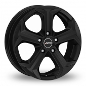 Autec Xenos Matt Black Alloy Wheels