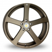 Cades Apollo Bronze Alloy Wheels