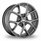 BBS SR Wider Rear Grey Alloy Wheels