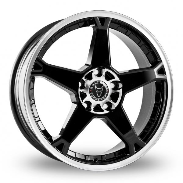"Picture of 17"" Wolfrace Rapide Polished"