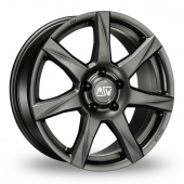 MSW (by OZ) 77 Grey Alloy Wheels