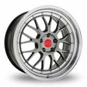 Privat Akzent Wider Rear Opal Alloy Wheels