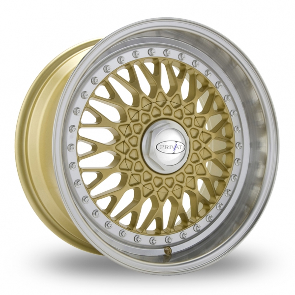 "Picture of 17"" Privat Remember Gold Wider Rear"