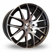 Zito ZL935 Grey Alloy Wheels