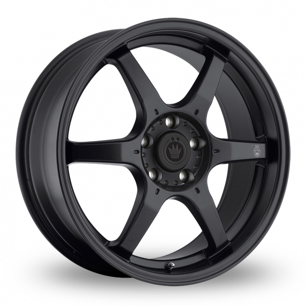 Konig Backbone Matt Black