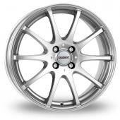 Dezent V Silver Alloy Wheels