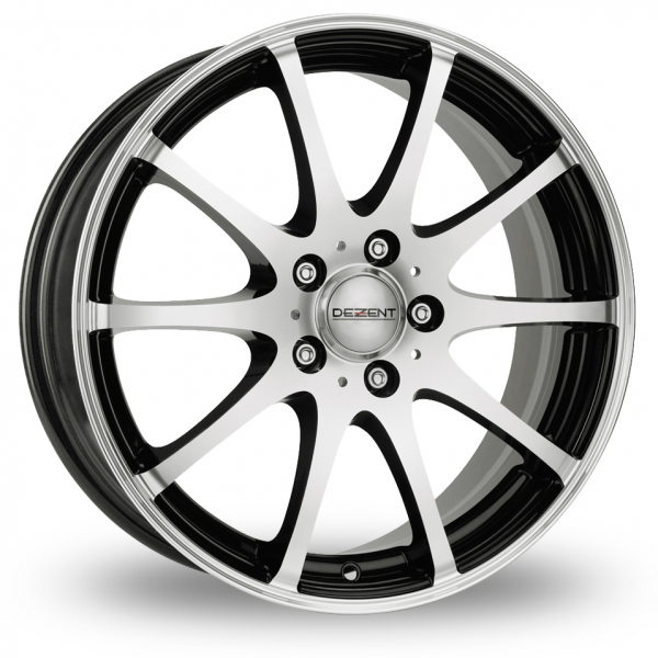 "Picture of 16"" Dezent V Black"