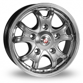Calibre Dominator High Gloss Alloy Wheels