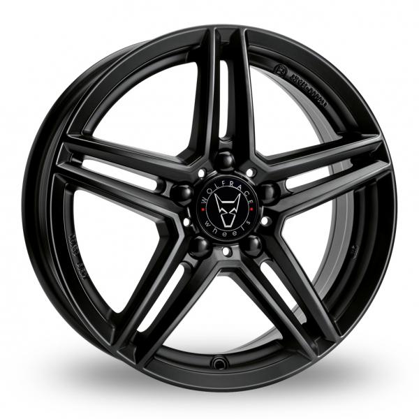 Wolfrace M10 Black