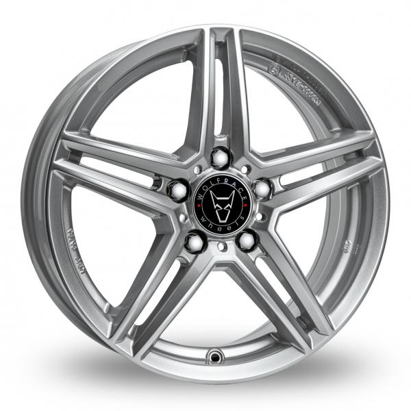 Wolfrace M10 Silver