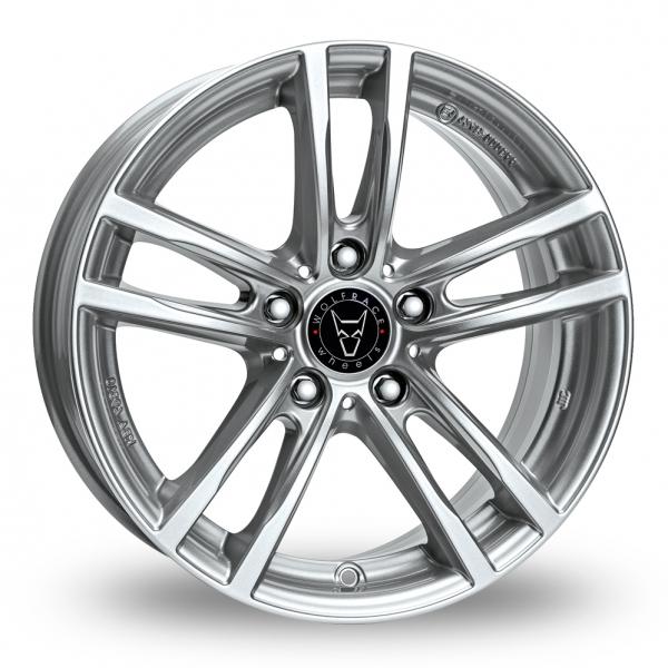 Wolfrace X10 Silver